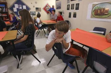 'Flipped classrooms' in North Texas turn traditional teaching on its head - Dallas Morning News | Teaching History | Scoop.it