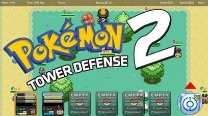 The Tower Defense genre is comparable   pokemon online games   Scoop.it