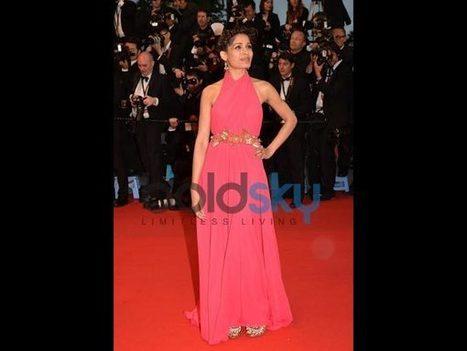 Freida Pinto's Best Dresses: Birthday Spcl | Fashion | Scoop.it