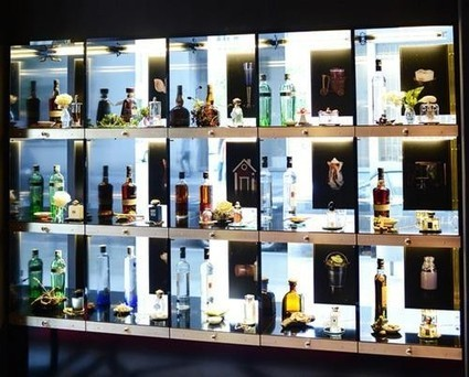 Sip and Sniff: Match Your Cocktail to Your Fragrance at This New Bar | Fragrance News and More | Scoop.it