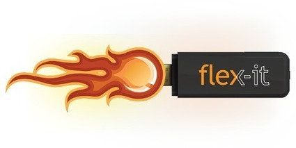 Aeflex Technologies -Protect Data In USB Flash Drive With flex-it | USB Drive Innovations | Scoop.it