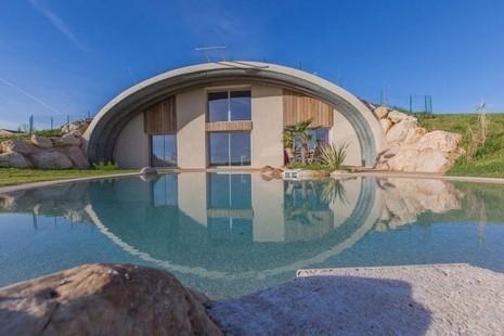 Une arche-habitation écologique et à coût réduit - Bâtiment | Solutions béton pour maisons individuelles performantes | Scoop.it