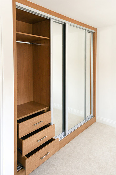Sliding Bedroom Wardrobes   No Place Like Home   Scoop.it