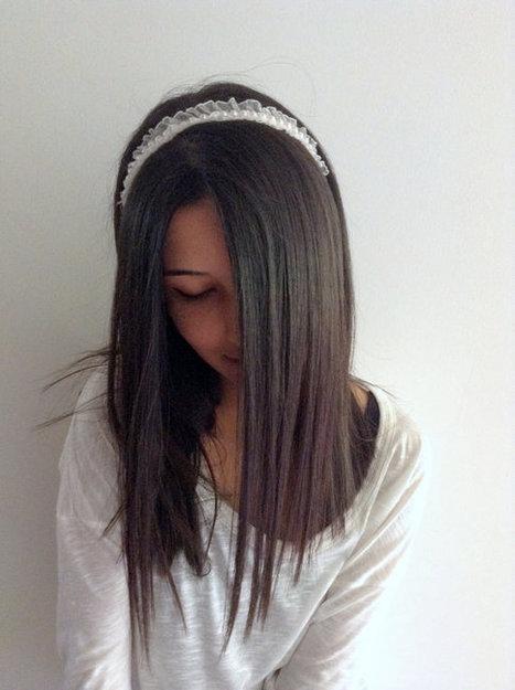 wedding custom design, handmade, bridal Elegant Pearls, hair accessories, Girl Headband, pearl headband,  special occasion headband,pink | wedding | Scoop.it