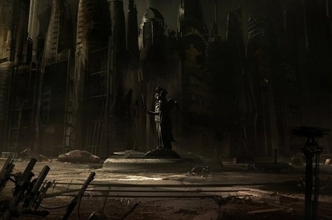 Star Wars 1313 concept art shows what could have been • Eurogamer.net | IELTS, ESP, EAP and CALL | Scoop.it