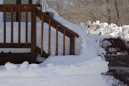 How Can I Make My Deck Snow-Free? | Home Improvement | Scoop.it