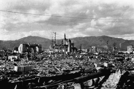 Hiroshima and Nagaski as seen by Japanese Photographers | Through the Lense | Scoop.it