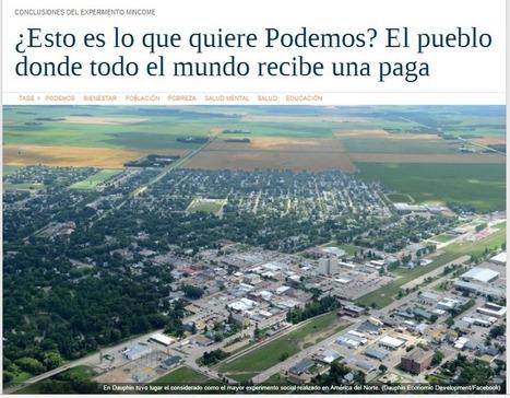 ¿Esto quiere Podemos? EXPERIMENTO MINCOME El pueblo donde todo el mundo recibe una paga | CNA - ALTERNEWS | Scoop.it