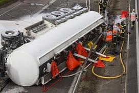 Le conseiller à la sécurité au transport de matières dangereuses (CSTMD)   Matières Dangereuses   Scoop.it