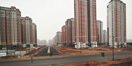 Ces villes fantômes, symboles de la CRISE du modèle chinois | URBANmedias | Scoop.it