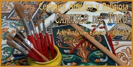 CARMELO DEL TORO Cerámica Artistica y Religiosa   Procedimiento Artístico de la Cerámica   Scoop.it