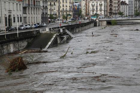 Fortes précipitations en Rhône-Alpes : la Savoie et la Haute-Savoie sont les départements les plus touchés   Montagne - Risques et vulnérabilités   Scoop.it