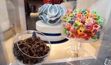 ChetJet : une imprimante 3D qui fabrique des bonbons | Poker Edge | Scoop.it