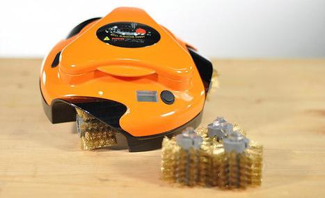 Grillbot, el robot de limpieza especialista en barbacoas   Enginys amb enginy   Scoop.it