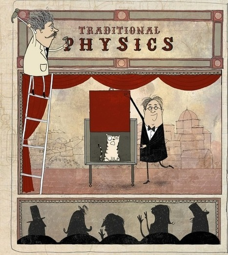 An Animated History of Physics Introduces the Discoveries of Galileo, Newton, Maxwell & Einstein | Personal [e-]Learning Environments | Scoop.it