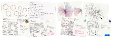Dear Data : un projet de data-correspondance   [data visualization] In Data We Trust   Scoop.it