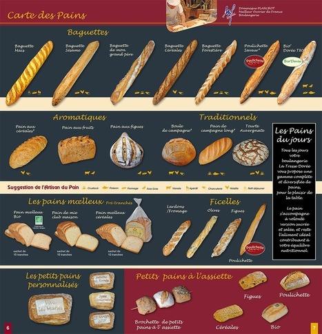 Du pain sur la planche | T3 - Santé, sport, alimentation | Scoop.it