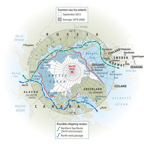 Hidden treasures | Geography In the News | Scoop.it