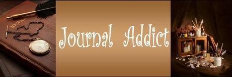 Journal Addict: Meet A Journal Keeper: Lynn Fisher   Create Your Limitless Life   Scoop.it