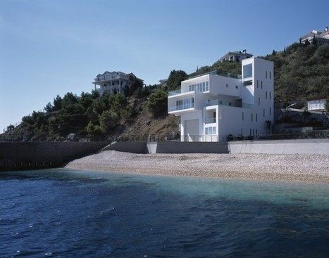 Yacht House by Robin Monotti Architects | Architecture and Architectural Jobs | Scoop.it