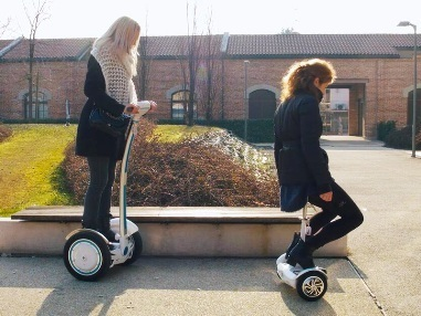 The First Intelligent Self-Balancing 2 Wheels Scooters Airwheel S3 Endeavour To Be Perfect | Press_Release | Scoop.it
