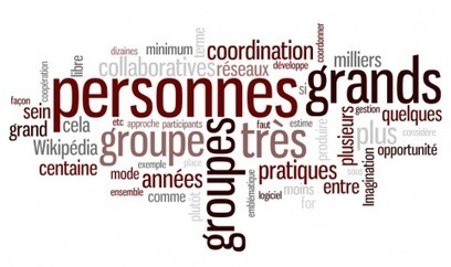 Coopération : pratiques collaboratives au sein de très grands groupes - @ Brest | E-pedagogie, apprentissages en numérique | Scoop.it