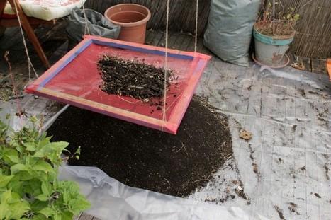 Kompost srce vrta | Гајење биља на природан начин | Scoop.it