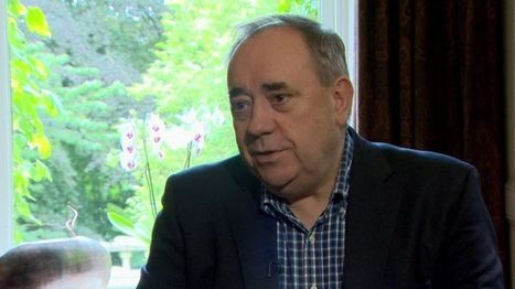 Second independence referendum 'inevitable' says Salmond - BBC News | My Scotland | Scoop.it