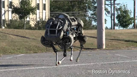 The Pentagon's Super-Fast Robot Now Runs on Its Own | Breakthrough Innovation | Scoop.it