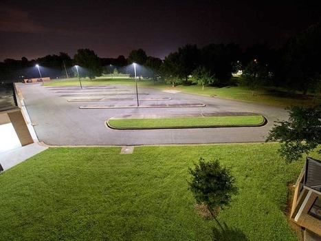 Autobahn LED Luminaires from Acuity Brands Significantly Reduce Energy Consumption, Enhance Safety at Bartow County College | LIGHTING-Innovation-Design | Scoop.it