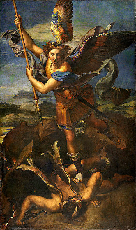 La figure de l'Archange : les dernières années de Raphaël | Merveilles - Marvels | Scoop.it