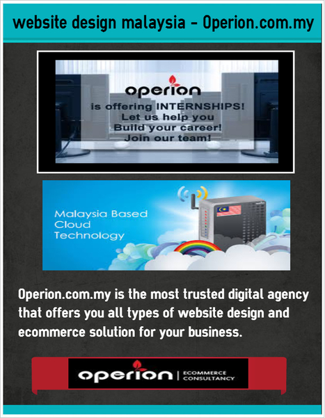 Operion ecommerce consultancy | E- commerce | Scoop.it