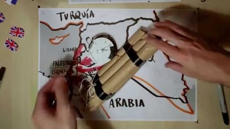 #WHYSYRIA : La crisis de Siria bien contada en 10 minutos y 15 mapas - YouTube | Technology | Scoop.it