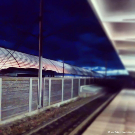 Unusual Poetic Views: Le train-train du merveilleux | Vous avez dit Photo ? | Scoop.it