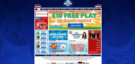Mirror Bingo | marketing-reviews | Scoop.it