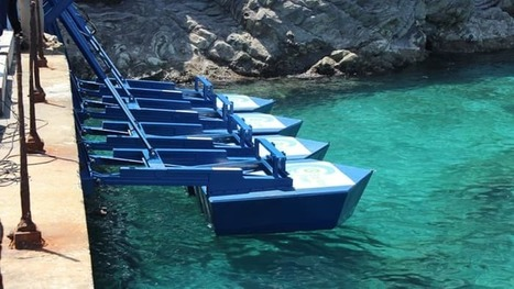 Gibraltar's landmark wave power station opens for business | Real Estate Plus+ Daily News | Scoop.it