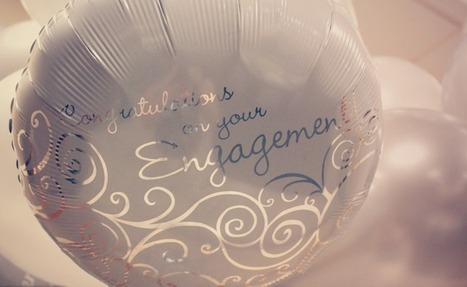 Planning your Engagement Party - The Band Company   Wedding Ideas   Scoop.it