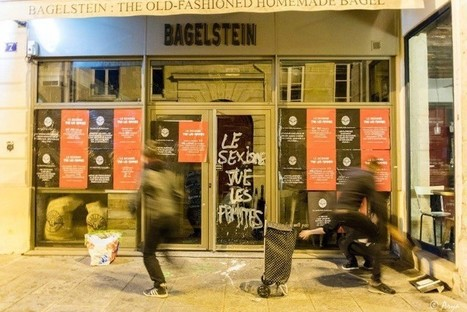Qui est Insomnia, le nouveau collectif féministe anti-Bagelstein ? | A Voice of Our Own | Scoop.it