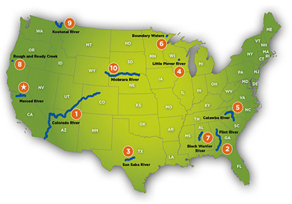 America's Most Endangered Rivers of 2013 | EcoWatch | Scoop.it
