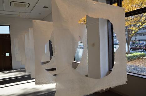 Koji Kamoji: The Air | Art Installations, Sculpture, Contemporary Art | Scoop.it