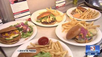 Food truck serves up gourmet burgers around Valley - AZFamily | gourmet jam | Scoop.it