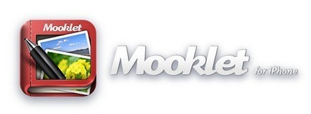 """Mooklet for iPhone :: Create Animated """"Photo Story Books"""" and Publish them! 