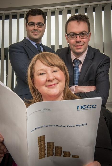 North-East firms unhappy with bank charges, says NECC and Smart Money People survey | Alternative Finance and FinTech | Scoop.it