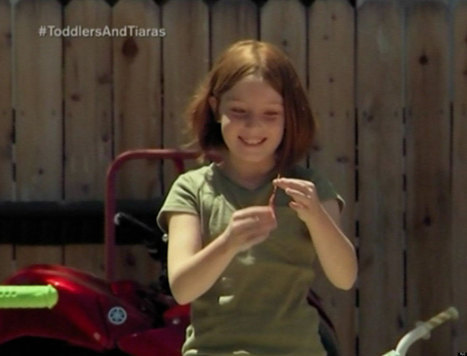 'Toddlers & Tiaras': Jordan Would Rather Eat Worms | Toddlers and Tiaras | Scoop.it