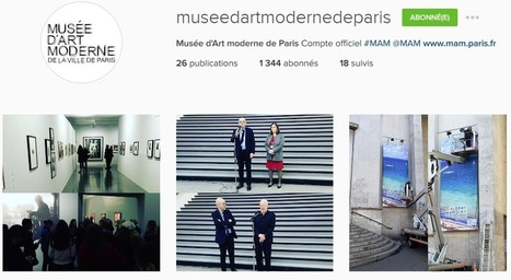 [DOSSIER CLIC] Top 40 musées et monuments français Facebook Twitter Instagram (1er avril 2016): le MBA Lyon, la Tour Eiffel et le MaM Paris en bonne forme | Clic France | Scoop.it