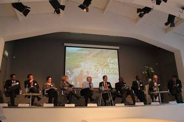 """Wetlands International: """"Get the solutions flowing campaign"""" 