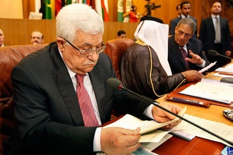 Arab League Will Also Seek UN Recognition Of Palestinian State… | Human Rights and the Will to be free | Scoop.it