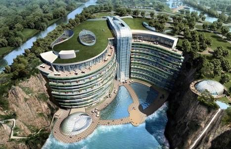 Shimao Quarry Hotel - Luxatic | Texas Coast Real Estate | Scoop.it