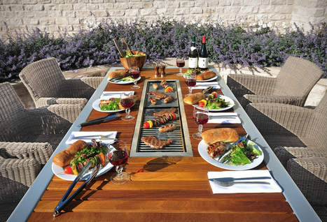 Angara Maximus Barbecue Table | Stuff we drool about... | Scoop.it