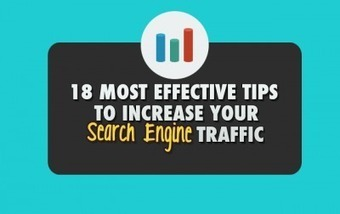 20+ Effective Tips To Drive More Traffic From Search Engines | Blogging Tips & Resources | Scoop.it